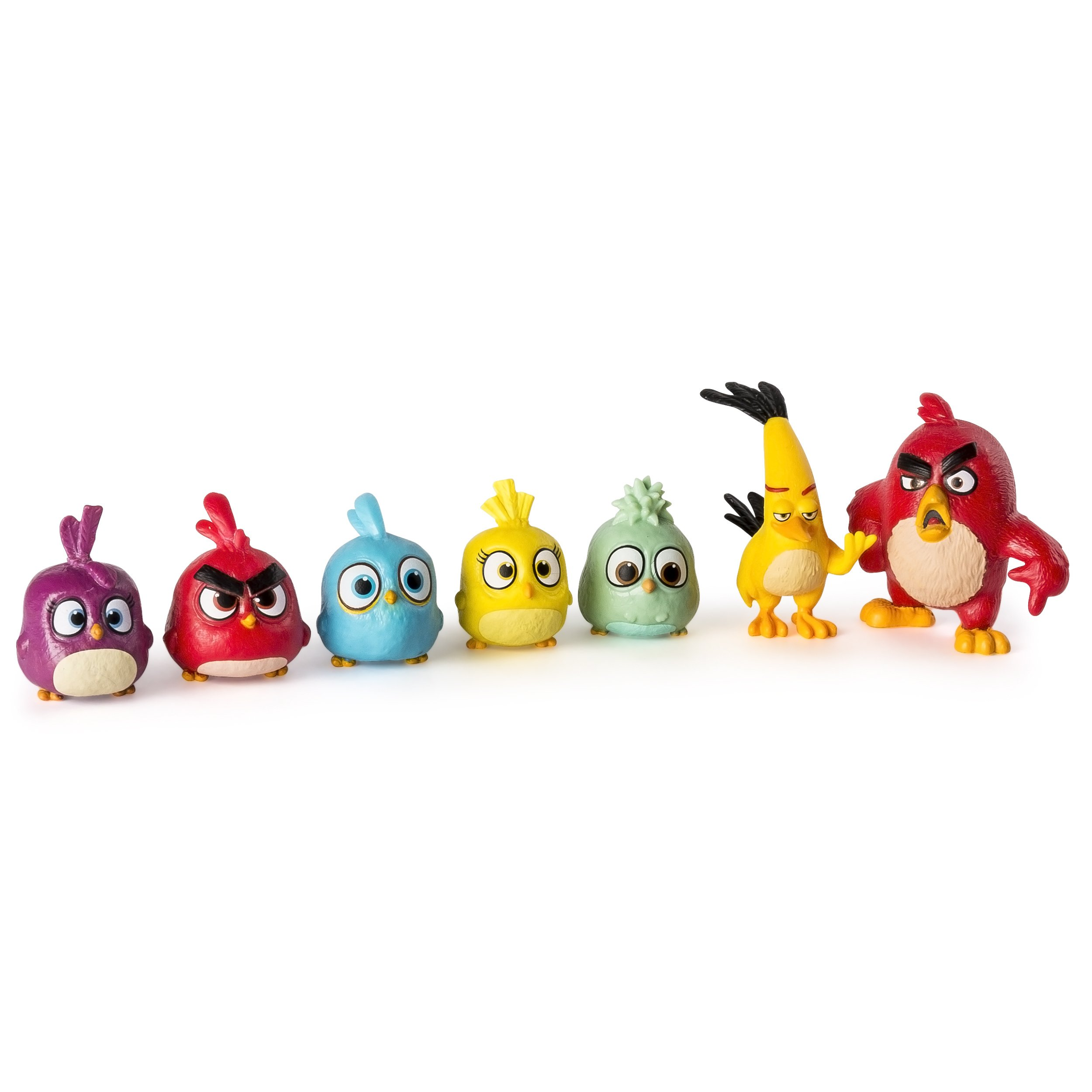 Angry Birds Gift Set Spin Master 6034566.0 Heroes and Hatchlings