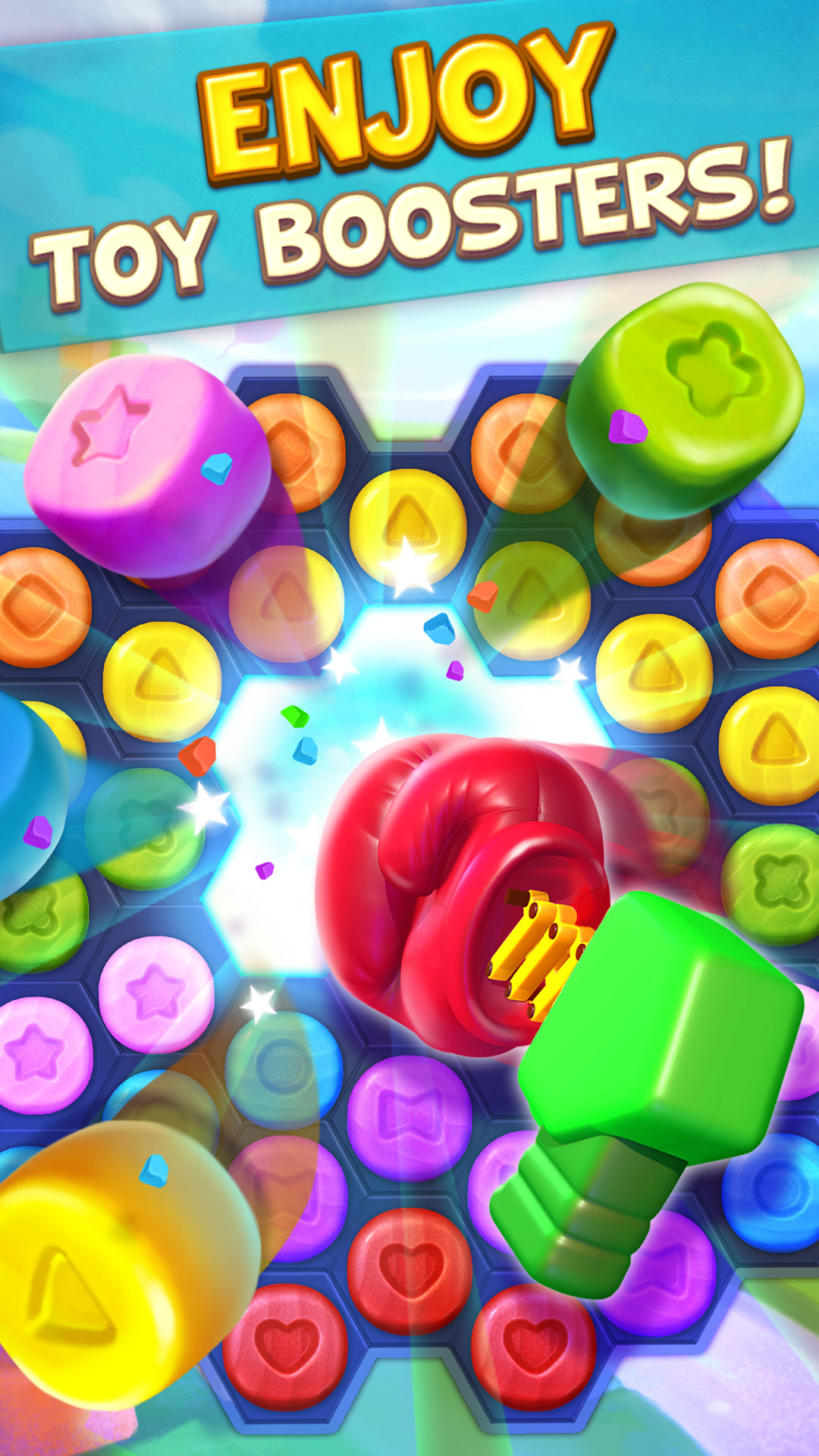 Toy Blast Kindle : Toy party hexa blast amazon appstore for android