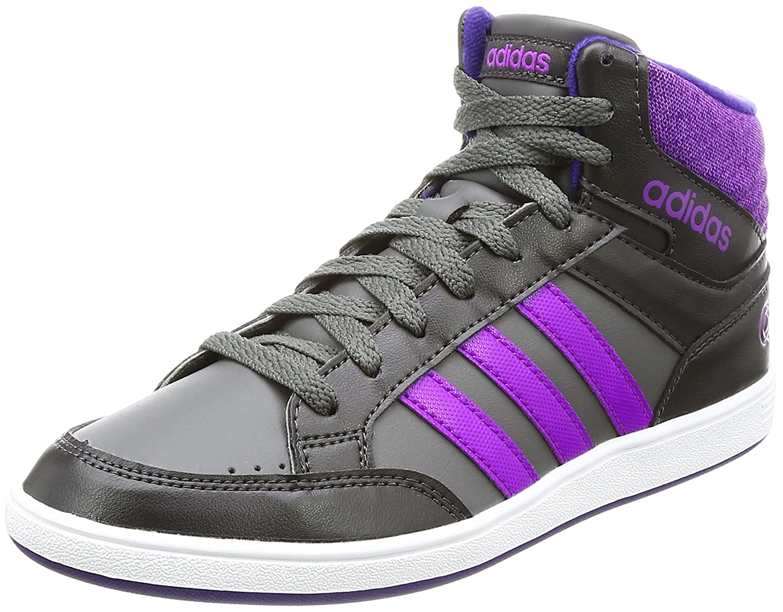 Adidas neo BB9945 Zapatos Niño Gris 28: Amazon.es: Zapatos y complementos