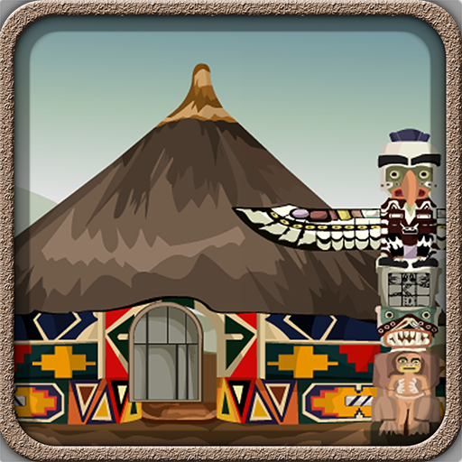 Escape Games-Puzzle Tribal - Com Hut The Ltd