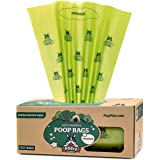 Pogi's Poop Bags - 500 Unscented Bags for Pantries - Large, Biodegradable, Leak-Proof Dog Waste Bags (Single Large Roll)
