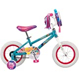 Nickelodeon Shimmer & Shine Girls Bicycle with Training Wheels, ...