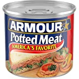 Amour Star Potted Meat, Canned Meat, 5.5 OZ (Pack of 24)