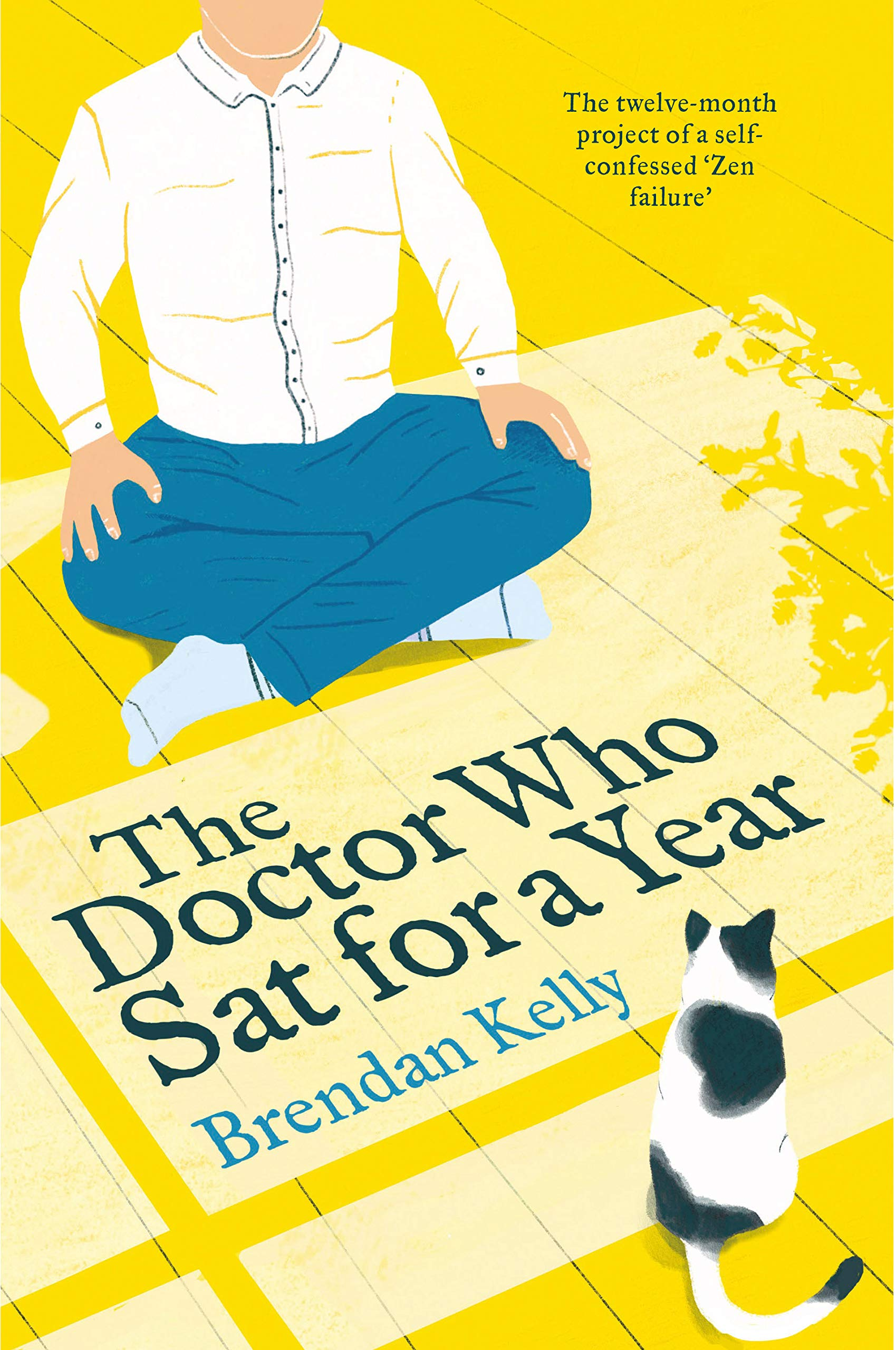 The Doctor Who Sat for a Year: Amazon co uk: Brendan Kelly