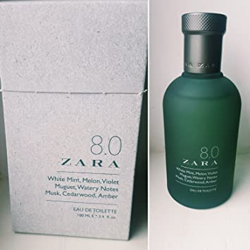Amazoncom Zara For Men 80 Edt 100ml34oz Beauty