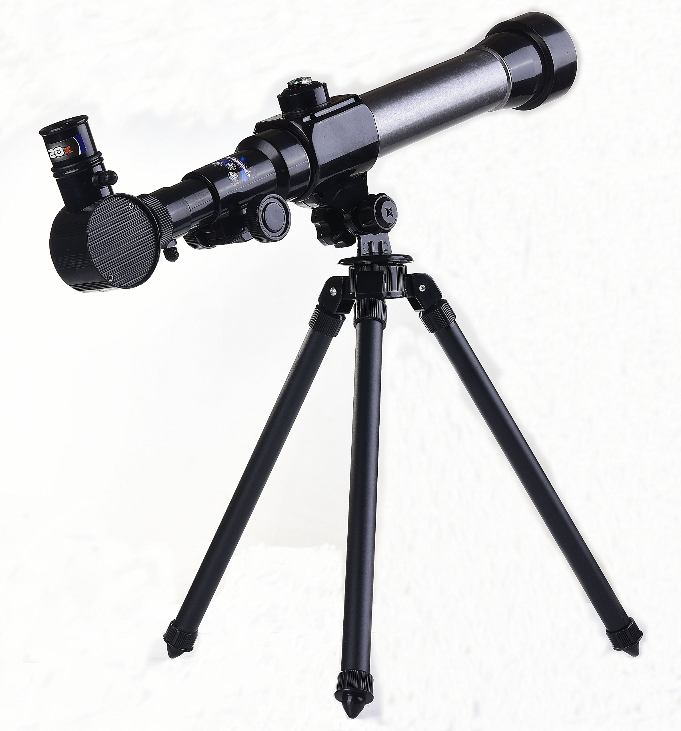 Kids Telescope for Meteor Astronomic 60mm Compact Portable BestTelescope for Adults Beginners With Three Different Eyepiece For Astronomy Professional