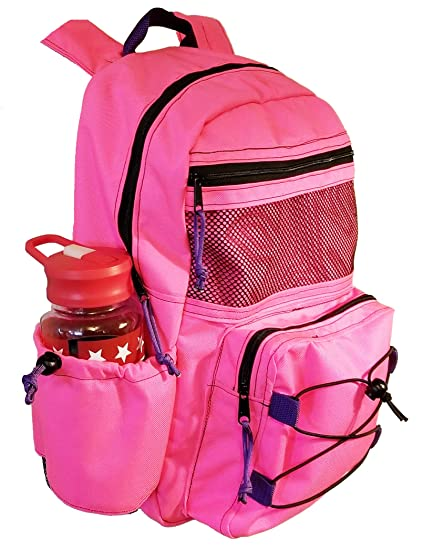 7a04090d2aa2 Britepax School Backpack Backpacks For Life Your Choice Of Colors 4 To 11