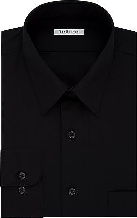 Amazon Com Van Heusen Camisas De Vestir Para Hombre Tallas Grandes Y Altas Clothing