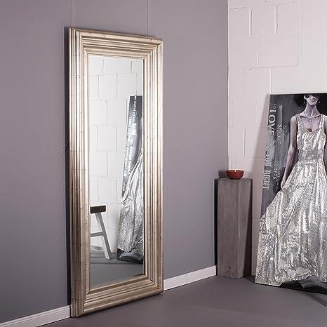 DESIGN DELIGHTS \'Grande barocco Specchio da parete Magda | argento ...
