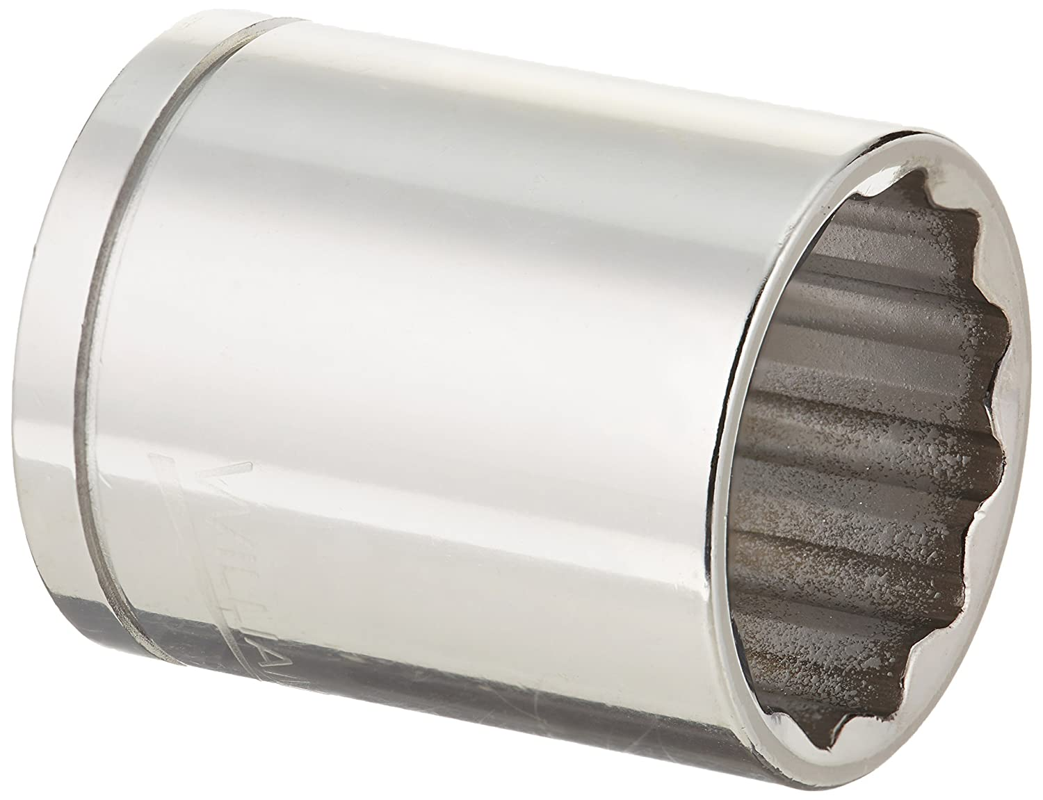 Williams 32232 1//2-Inch Drive Shallow Socket 12-Point 1-Inch