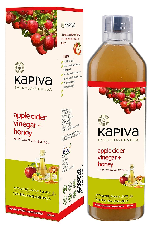 Buy Kapiva Apple Cider Vinegar Honey With Ginger Garlic Lemon
