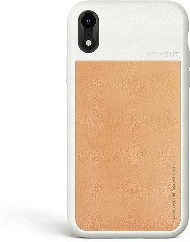 Carcasa para iPhone XR || Moment Photo Case: Amazon.es: Electrónica
