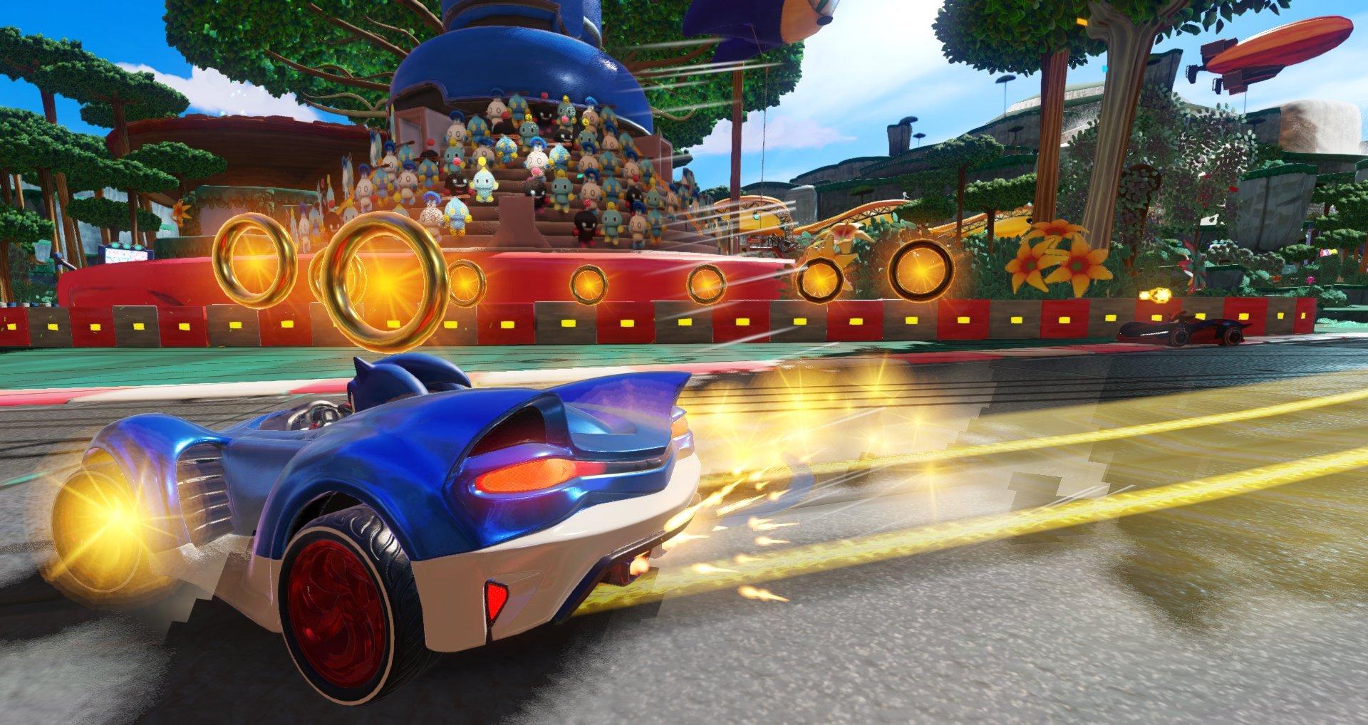 Team Sonic Racing - Xbox One by Sega (Image #2)