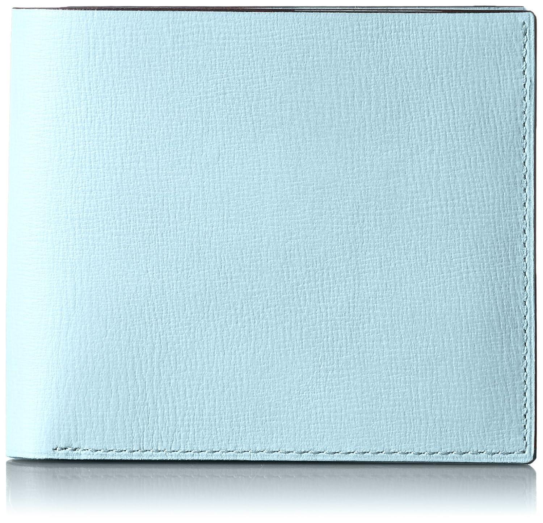 [ファーロ] メンズ二つ折り財布 FIN-CALF コンビネーション二つ折り財布 FRO381228 B01E9SOK86 SAX SAX