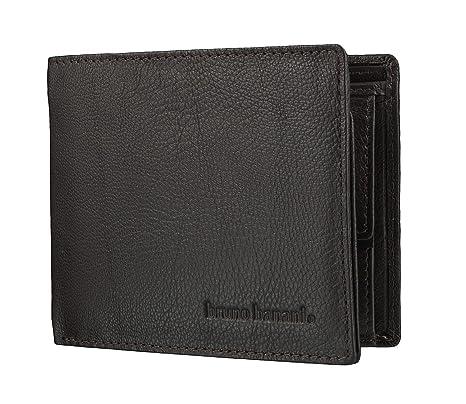 21ed3a5e34c2e bruno banani Geldbörse für Männer aus Echt Leder