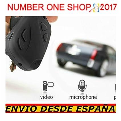 -Thenumberoneshop-Mini Camara ESPIA en Llavero Coche(Regalo Candy : Limpiador Portable, para la Pantalla de los teléfonos móviles): Amazon.es: Bricolaje y ...