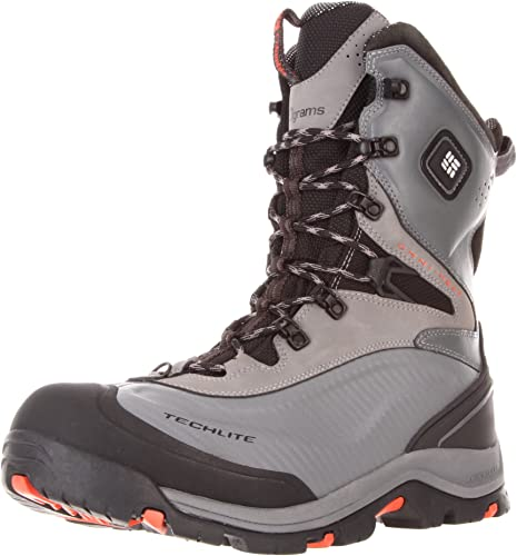 Columbia Men's Bugaboot Plus Electric Cold Weather Boot