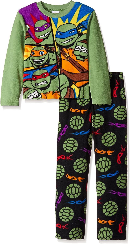 AME Boys Wet Turtles 2pc Fleece Set