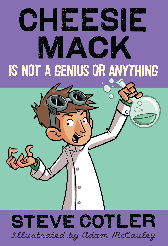 Download Cheesie Mack Is Not a Genius or Anything ebook