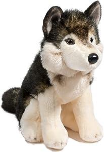 Douglas Atka Wolf Plush Stuffed Animal