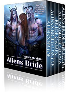 The Complete Aliens Bride