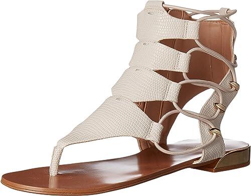 b1447e79af86 ALDO Women s Athena Pink Sandal 38.5 (US Women s 8) M  Buy Online at ...