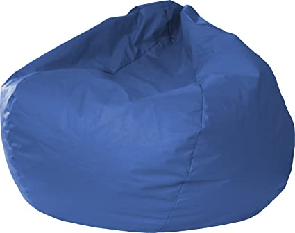 Fine Gold Medal Bean Bags Leather Look Vinyl Bean Bag Xx Large Medium Blue Creativecarmelina Interior Chair Design Creativecarmelinacom