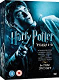 Harry Potter 1-6 [DVD]