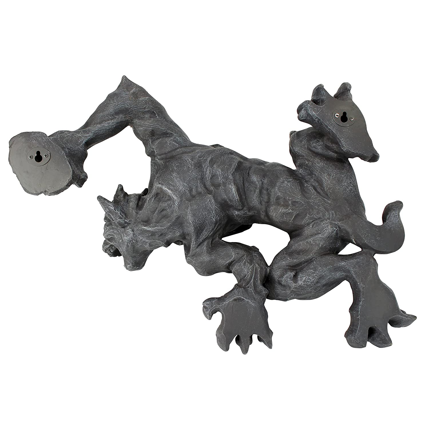 Design Toscano Slither and Squirm Gargoyle Wall Sculpture JQ7794