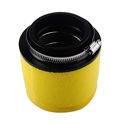 Podoy Dual Stage 500 Air Filter 0470-391 For Compatible with Arctic Cat 375 454 400 500 Bearcat 2x4 4x4 0470-322 ATV Parts: Automotive