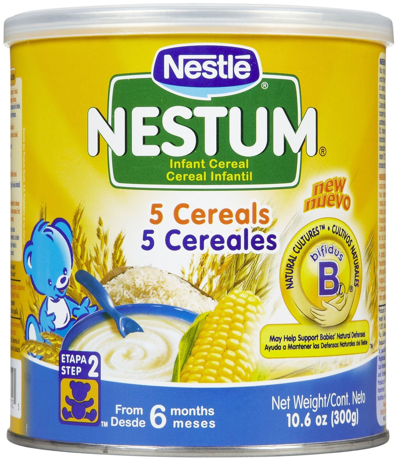 Amazon.com : Nestum Baby Cereal