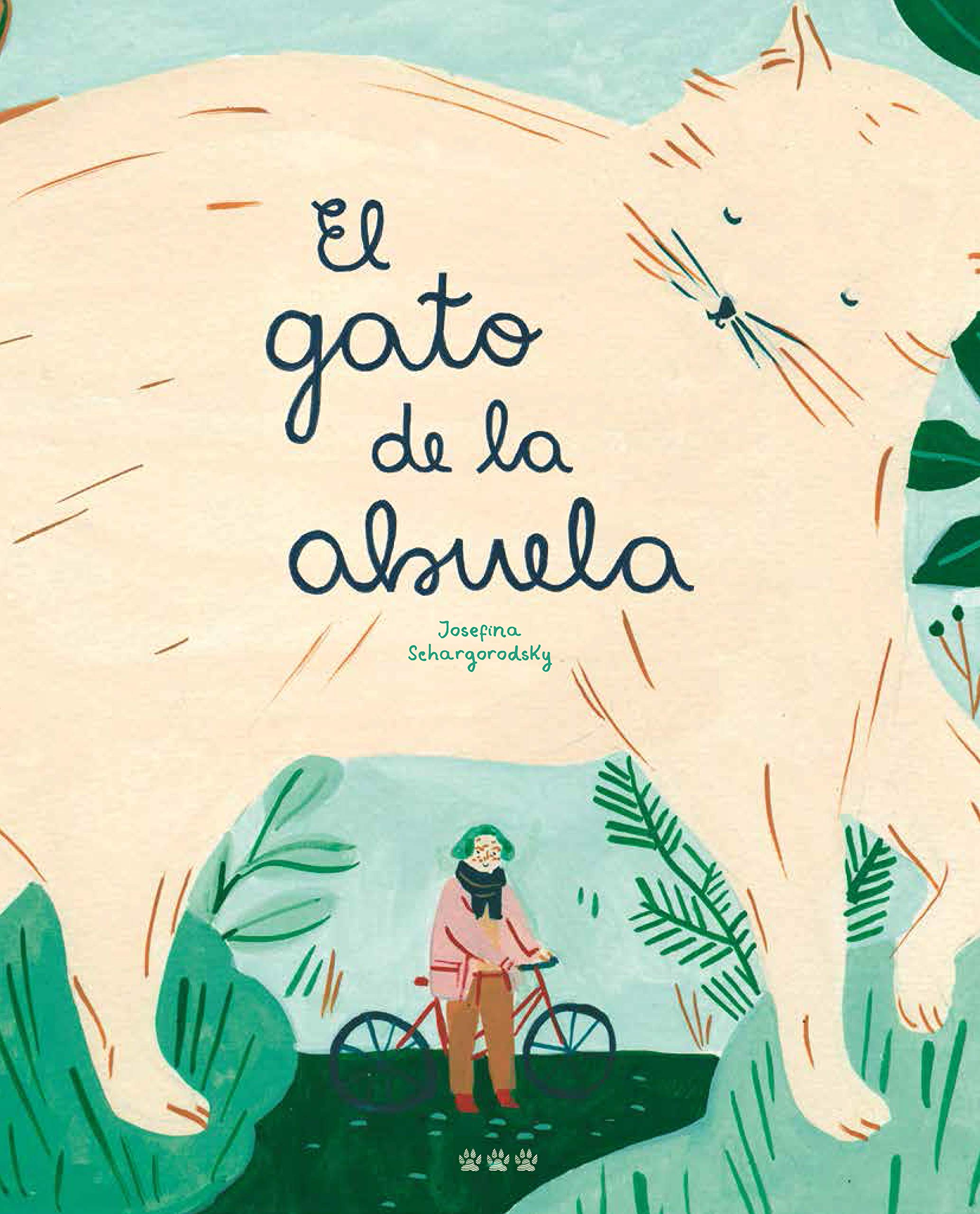 El gato de la abuela (Spanish) Hardcover – 2018