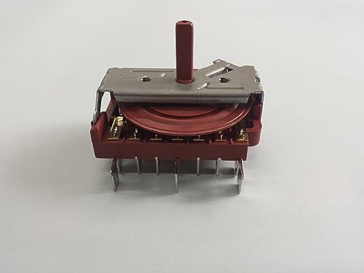 RECAMBIOS DREYMA SELECTOR Horno TEKA MULTIFUNCIÓN Turbo M RT800ME ...