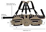 Professional Comfort-Rig Tool Belt With