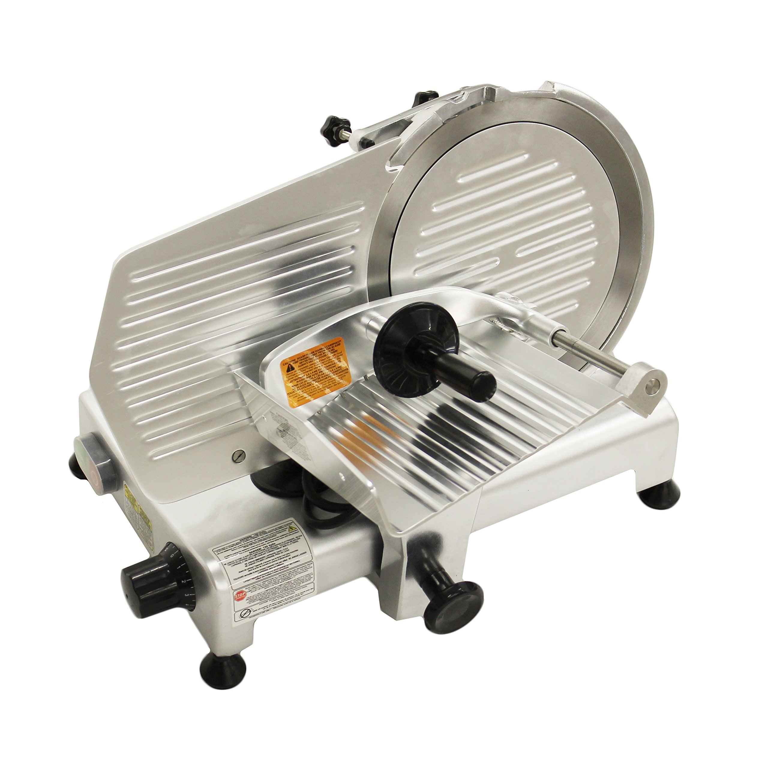 Weston Products Meat Slicer, Silver
