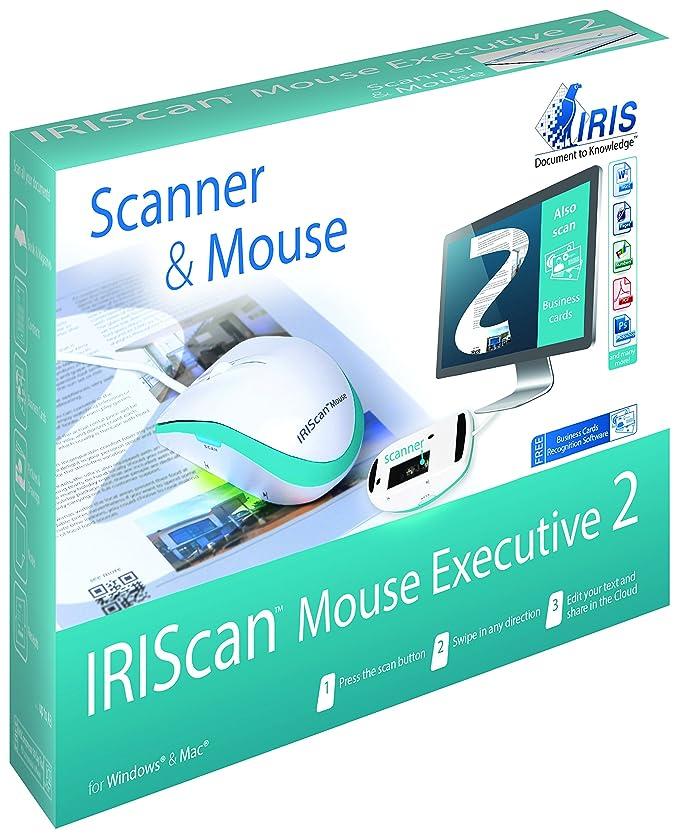 pilote iriscan mouse executive 2