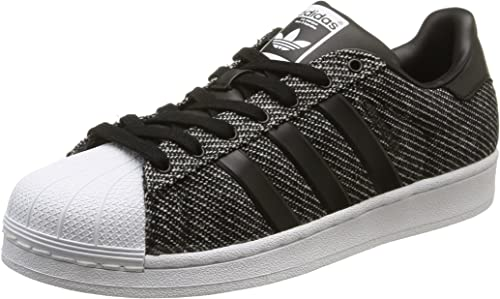 adidas Superstar Winterized, Baskets Basses Homme
