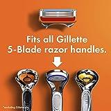 Gillette Fusion5 Men's Razor Blades, 4 Count