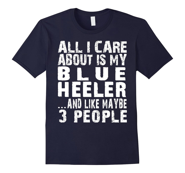 Blue Heeler T-shirt-CL