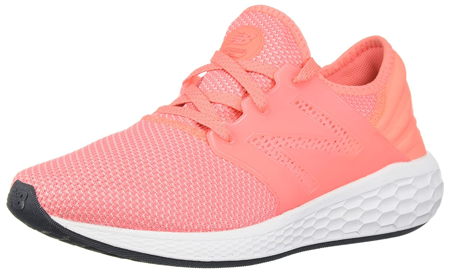 New Balance Women's Cruz V1 Fresh Foam Running Shoe B0751GPX82 12 D US|Fiji