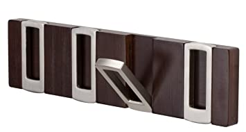 Marvelous Umbra Hookaboo Bamboo And Metal Wall Multi Hook, Espresso Good Ideas