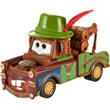Disney Pixar Cars Deluxe Maters 1:55 scale MATERHOSEN