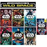 Star Wars Adventures in Wild Space Collection 7 Books Set (The Dark, The Snare, The Nest, The Steal, The Rescue, The Cold, The Escape)