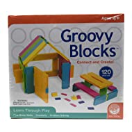 MindWare Groovy Blocks 120 Piece Set