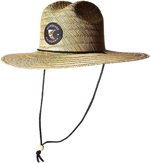 38dd51564a5fb Amazon.com  Quiksilver Men s DESTINADO Pierside Sun Protection HAT ...