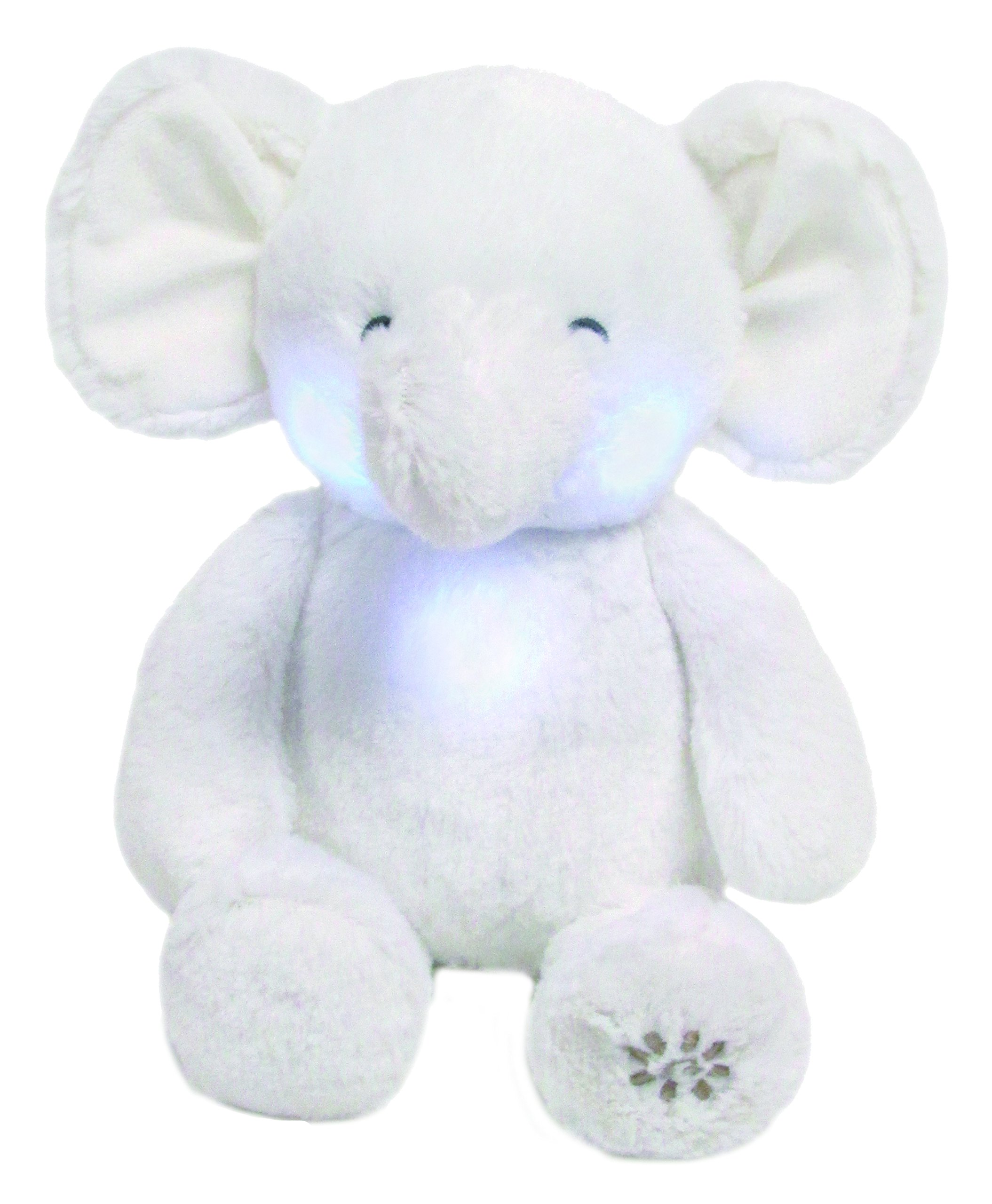 Carter's Music & Lights Elephant Plush Soother, 10.5''