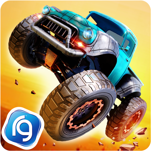 Monster Trucks Racing (Best Monster Truck Crashes)