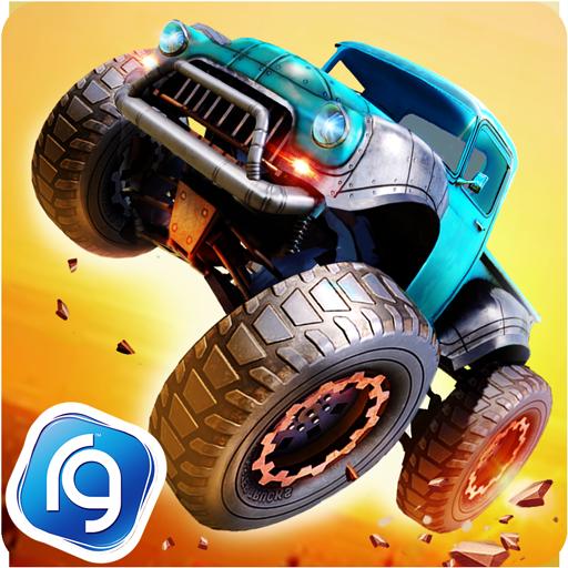 (Monster Trucks Racing)