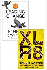 Kotter on Accelerating Change (2 Books) Kindle Edition