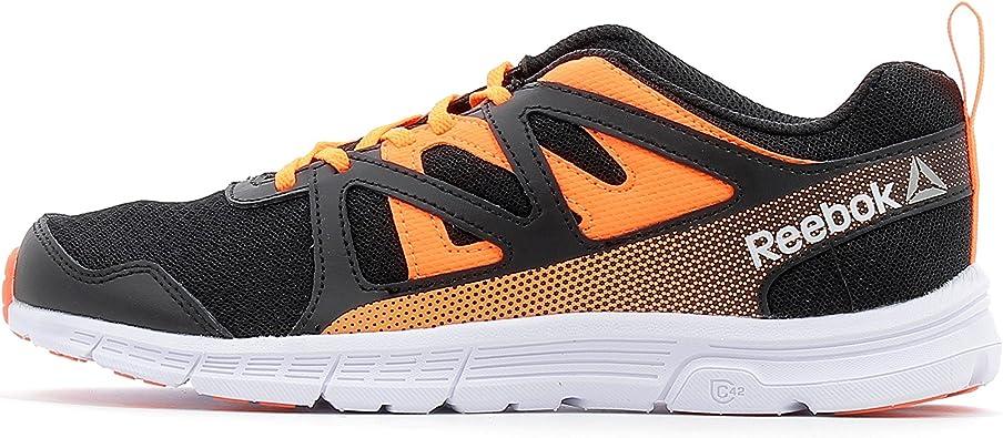 Reebok Run Supreme 2.0, Zapatillas de Deporte Unisex niños, Negro ...